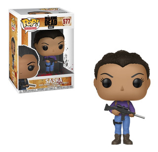 Funko Pop The Walking Dead Sasha