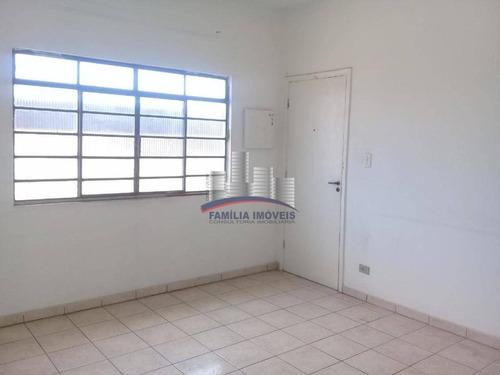 Apartamento De 2 Quartos Para Venda Ou Locação - Parque São Vicente - São Vicente - Izm48372-295794