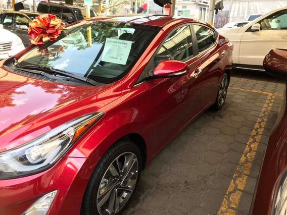 Hyundai Elantra 1.8 Limited Tech At 2015