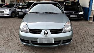 Renault Clio Sedan Completo Impecável