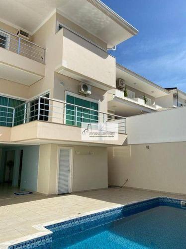 Imagem 1 de 30 de Casa Com 3 Dormitórios À Venda, 400 M² Por R$ 2.200.000,00 - Condomínio Granja Olga - Sorocaba/sp - Ca2144