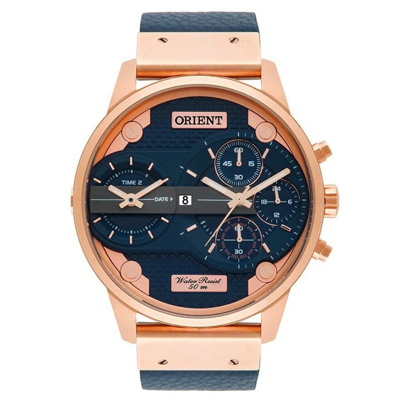 Relógio Orient Masculino - Mrsct001 D1dx