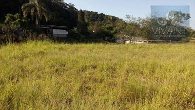 Terreno Para Locação, Chácara Sete Cruzes, Suzano. - Te0044