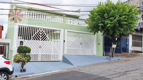 Imagem 1 de 15 de Casa Sobrado Em Vila Ré  -  São Paulo - 5579