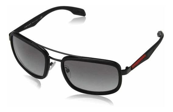 Lentes Gafas Para Sol Prada Linea Rossa Sps 52p Italianas