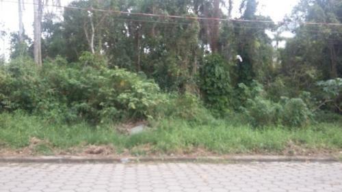 Imagem 1 de 3 de Terreno Lado Serra Medindo 1000 M², Em Itanhaém   5008-pc