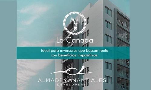 Imperdible Proyecto Apartamentos La Cañada - Maldonado