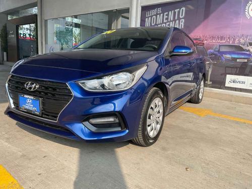 Imagen 1 de 15 de Hyundai Accent 2020 4p Gl L4/1.6 Man