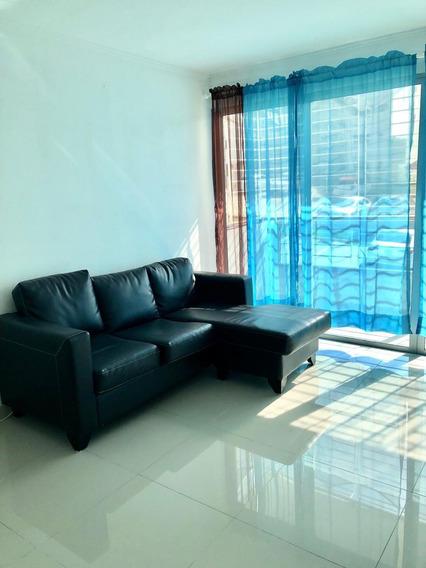 Alquiler Apartamento Amueblado, Jacobo Majluta, 3 Habs