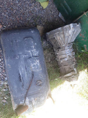 Vendo Caja 5 De Peugeot 504 Diesel