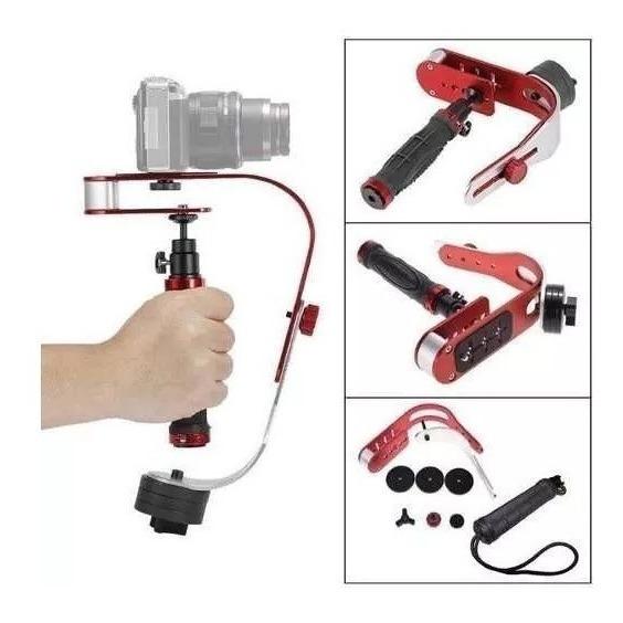 Steadicam Steadycam Dslr Camera Canon Nikon Estabilizador