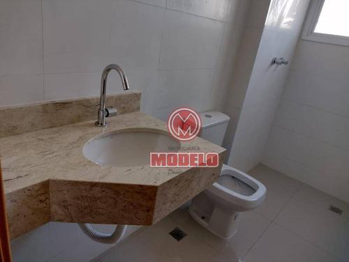 Apartamento À Venda, 45 M² Por R$ 245.000,00 - Alto - Piracicaba/sp - Ap3158