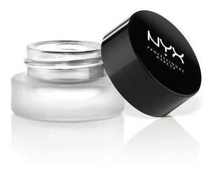Delineador Olhos Gel Branco Nyx Liner & Smudger Glas Emma