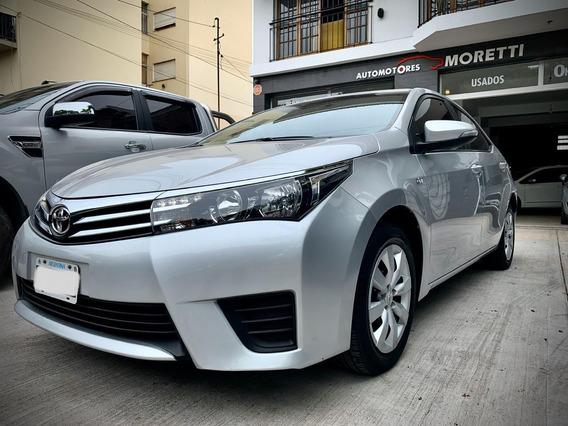Toyota Corolla Xli 1.8 2014