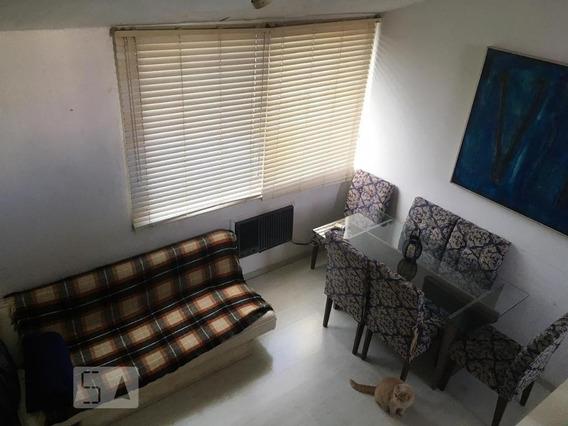 Apartamento Para Aluguel - Real Parque, 1 Quarto, 53 - 893096301