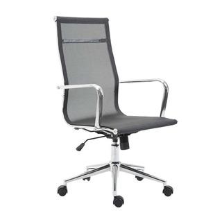 Cadeira De Escritório Eames Presidente Star Preta