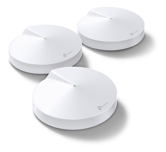 Roteador Tp-link Deco M5 Wireless Gigabit Ac1300 Mesh Pack 3