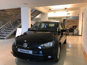 Volkswagen Vw Gol Trend 1.6 Comfortline 101cv Manual Negro