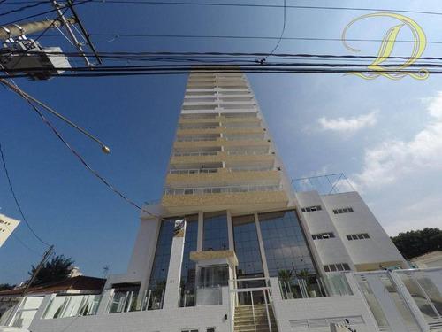 Imagem 1 de 30 de Apartamento À Venda, 78 M² Por R$ 395.000,00 - Aviação - Praia Grande/sp - Ap4477