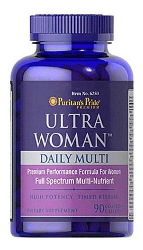 Ultra Woman X 90 Capsulas - Puritan's Pride