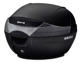 Maletero Porta Equipaje Para Moto Shad Sh33 1casco