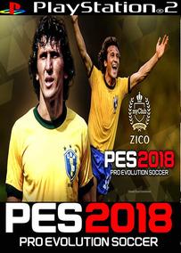 Pes 2019 Classicos Legends ,jogos Ps2,frete Gratis