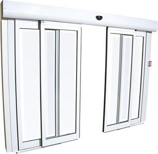 Puerta Automatica Elegance 2 Hojas 6.60m-envios-instalamos