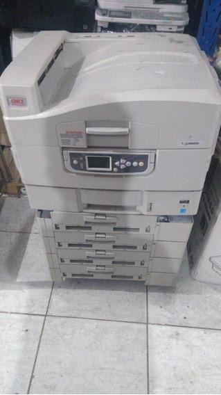 Impressora Laser Colorida Oki C9850
