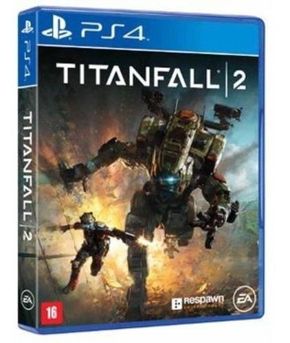 Jogo Titanfall 2- Ps4