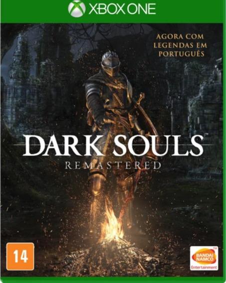 Dark Souls Remastered Xbox One Física Original