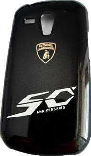 Protector Funda Rígido De Samsung S3 Mini (8190) Lamborghini