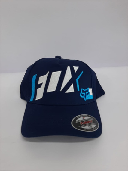 Gorra Fox Azul Marino Raicing