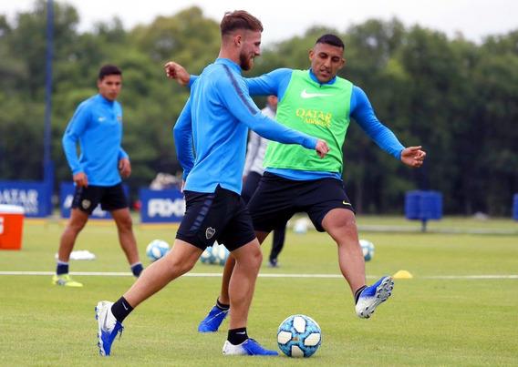 Buzo Nike Térmico De Entrenamiento Boca Juniors Dri Ajustado