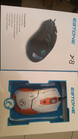 Mouse Gamer X8