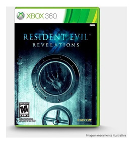 Resident Evil Revelations - Original Xbox 360 - Novo
