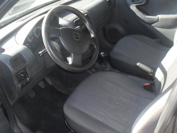 Chevrolet Montana Preta Completa 1.4 2008
