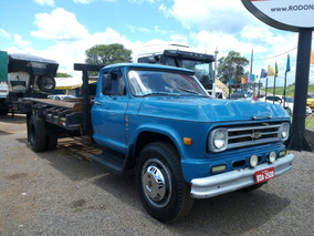 Ford D 60 - Ano 1973