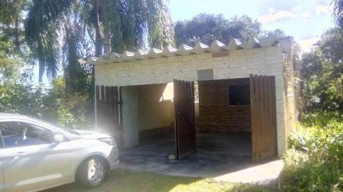 Imagem 1 de 14 de Casa Em Itanhaém Com 2 Dorm E Escritura 5496
