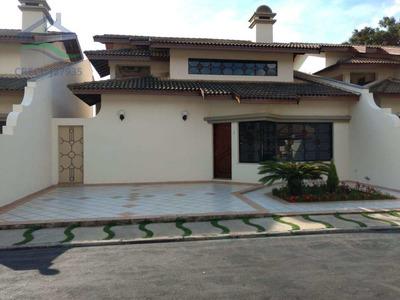 Casa De Condomínio Com 3 Dorms, Vila Santista, Atibaia - R$ 850 Mil, Cod: 1874 - V1874