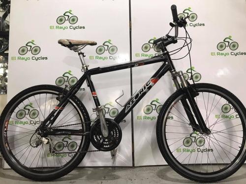 Bicicleta Mountain Bike Azonic Rodado 26 Elrayocycles