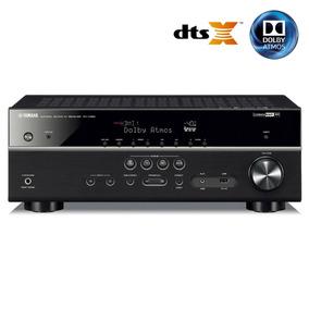 Receiver Yamaha Rxv 585 7.2ch / Zona B / Bivolt/ Dolby Atmos