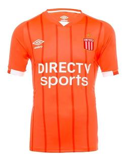 Camiseta Estudiantes De La Plata Umbro 2018 Suplente Coral