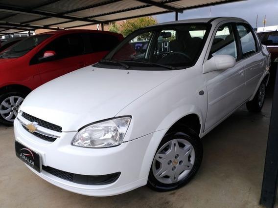 Chevrolet Classic 1.0 Ls 2014 Branco Flex