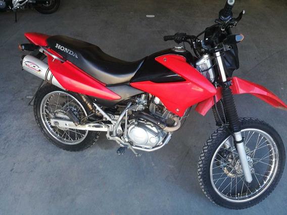 Honda Xr 125l 2014