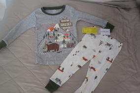 Pijama Carters Foguete/floresta