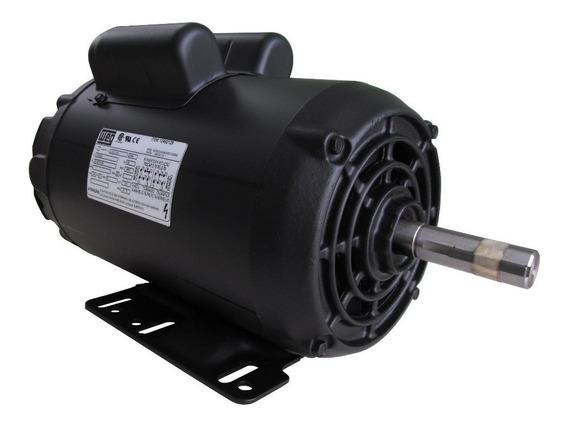 Motor Monofásico Ca 3cv 4p G56h 110/220v B3d Ip21 (14421152)