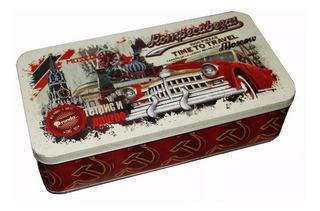 Rompecabezas Lata Vintage 1000 Piezas 11446 Ronda Moscú