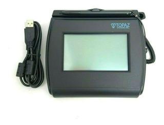 Digitalizalizador De Firmas Signaturegem Topaz T-lbk755se