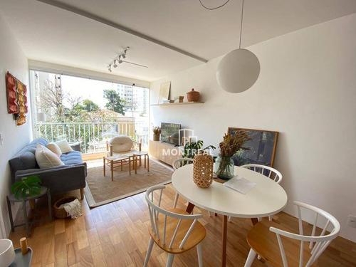 Imagem 1 de 26 de Apartamento À Venda, 51 M² Por R$ 435.000,00 - Vila São Francisco - São Paulo/sp - Ap2036