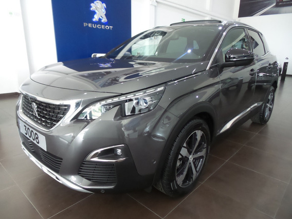 Peugeot Suv 3008 Gt-line 1.6 Thp At Adas Modelo 2021